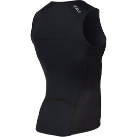 2XU Active Tri Singlet Men black/black